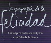 Geografía de la Felicidad: un libro para disfrutar!