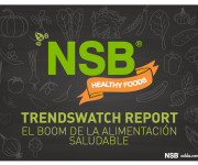 NSB TRENDSWATCH REPORT 2015: El boom de lo saludable