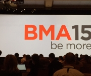 """BMA15 – Be More"": Business Marketing Association Annual Conference"