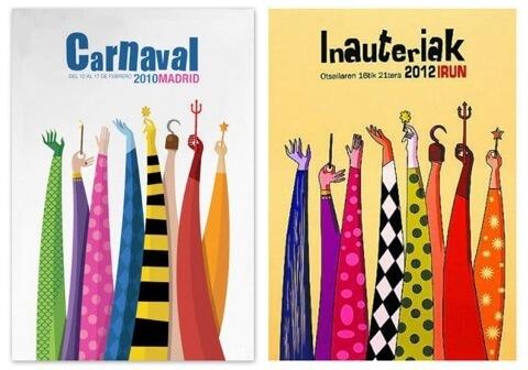 logos-carnaval-Madrid-e-Irun